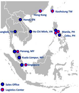 Gennex Group Location